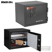 Stack-On Fireproof SAFE 15x12x12 Digital Lock CA-approved PFS-012-BG-E