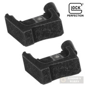 Glock .40 .357 SIG EXTRACTOR 2-PACK w/ Loaded Chamber Indicator G22 G35 G24 G31 SP01899