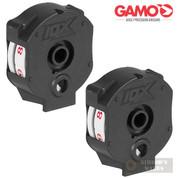 Gamo Swarm Fusion / Maxxim MAGAZINE 2-PACK 10X Gen2 Quick-Shot .177 10 Rounds 621258954
