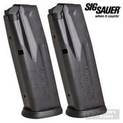 Sig Sauer P227 .45 ACP 10 Round MAGAZINE 2-PACK MAG-227-45-10 OEM