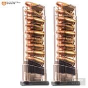 ETS S&W M&P Shield 9mm 9 Round MAGAZINE 2-PACK SW9-SHD-9