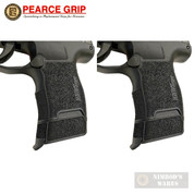 """Pearce Grip SIG P365 12-Rd Magazine GRIP EXTENSION 2-PACK 1/4"""" PG-R12"""