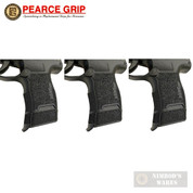 """Pearce Grip SIG P365 12-Rd Magazine GRIP EXTENSION 3-PACK 1/4"""" PG-R12"""