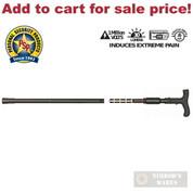 PS ZAP Covert STUN CANE 1M Volts Flashlight USB Charging ZAPCOVERTCANE - Add to cart for sale price!