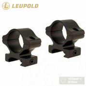 "Leupold 55870 RIFLEMAN Detachable 1"" High Scope Rings MATTE"