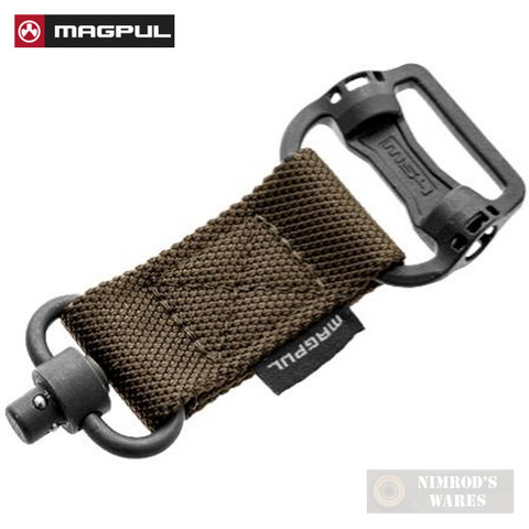 MAGPUL MS1 to MS4 Two-to-Single Point Dual Adapter MAG519-COY