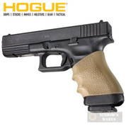 HOGUE 17003 FULL SIZE Universal Pistol/Handgun Grip Sleeve TAN