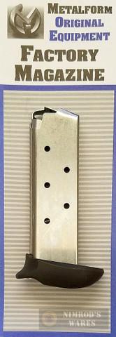 Metalform Sig Sauer P238 .380 7 Round Extended Magazine 380793SSE