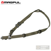 MAGPUL MAG518-RGR Gen2 MS4 Dual QD Swivels Single/Two-Point SLING Ranger Green
