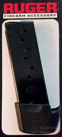 RUGER 90404 LC9 LC9S 9mm 9-Round Magazine + Grip Extension OEM