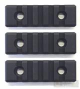 Diamondhead Short Rail Kit (3Pk) for V-RS Drop-In Handguard 2831
