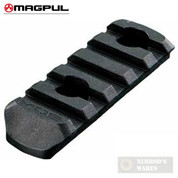 MAGPUL MAG406-BLK MOE Polymer Rail Section L2/5 Slots