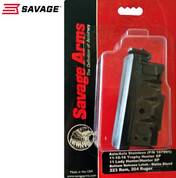 SAVAGE AXIS .223 4 Round Steel Magazine 55230
