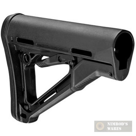MAGPUL MAG310-BLK CTR® .223/5.56 Rifle Carb Stock Mil-Spec
