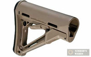 MAGPUL MAG310-FDE CTR® .223/5/56 Rifle Carb Stock Mil-Spec