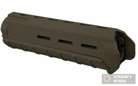 MAGPUL MAG418-OD MOE(TM) Hand Guard Mid-Length