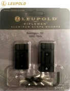 LEUPOLD Rifleman Remington 700 2-Piece Scope Base 55890