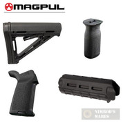 Magpul MOE COMMERCIAL-SPEC KIT in Black COMKIT-BLK