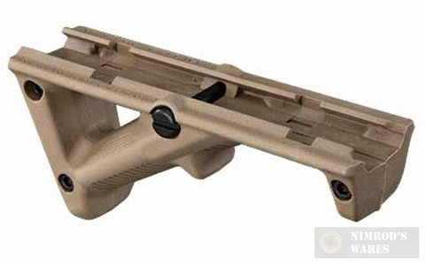 Magpul MAG414-FDE AFG-2 Angled Fore Grip