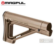 Magpul MOE Fixed Carbine Stock Mil-Spec Flat Dark Earth - MAG480-FDE
