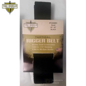 "Tac Shield Tactical Warrior Rigger BELT 1.75"" SM 7000 lb Webbing T32SMBK"