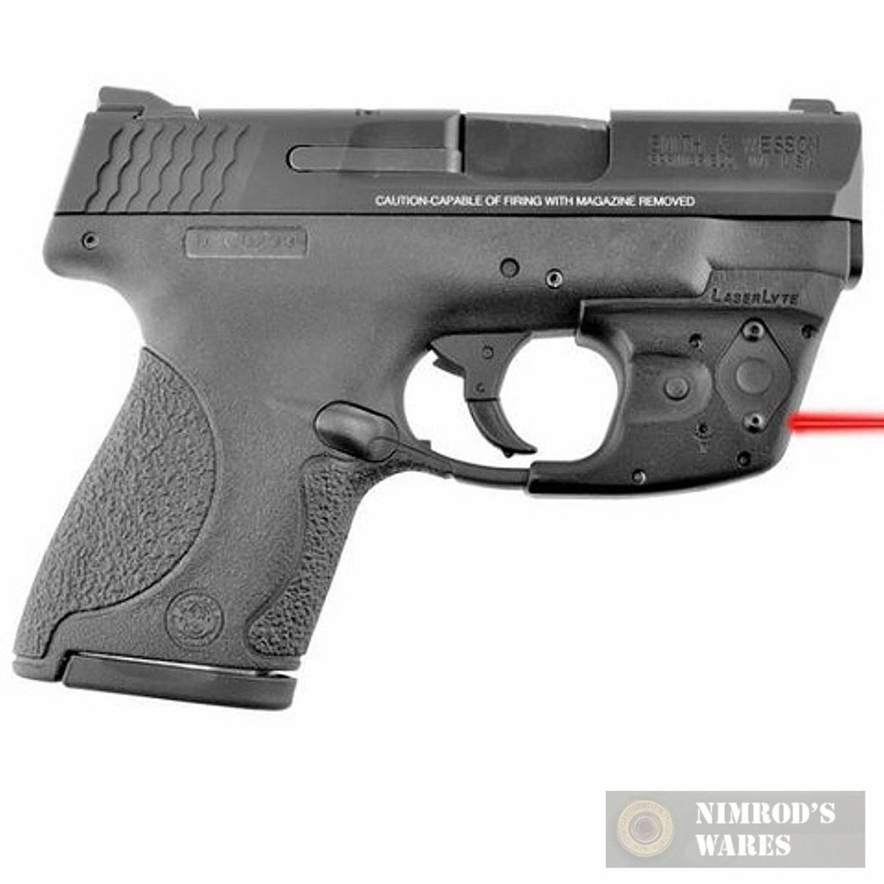 LASERLYTE® UTA-SH Trigger Guard LASER S&W Shield 9mm/40S&W