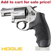 HOGUE S&W J-Frame GRIP Round Butt Revolver 60000 - Add to cart for sale price!