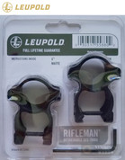"LEUPOLD Rifleman Detachable See-Thru 1"" High Scope Rings 55880"