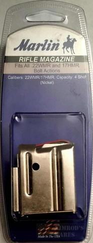 Marlin 22WMR / 17HMR 4-Rd Bolt Action Rifle Magazine 71923