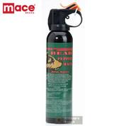 MACE Bear Attack Defense Pepper Spray Magnum 35ft RANGE 80346
