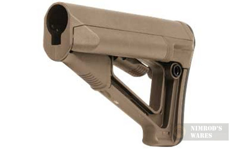Magpul STR Carbine Stock Commercial-Spec FDE - MAG471-FDE