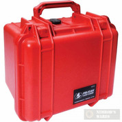 PELICAN 1300 CASE Watertight Crush- & Dust-Proof RED 1300000170