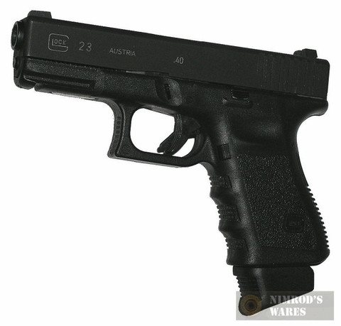 Pearce PGGP Glock 9mm/40SW/357Sig Extension for Hi-Cap Magazines Add 1-3 Rds