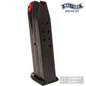 WALTHER PPQ M2 9mm 10 Round MAGAZINE w/ AF Coating 2796651