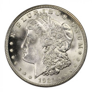 1921-P Morgan Silver Dollar BU