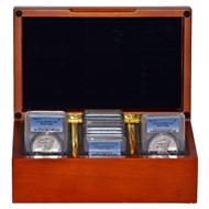 1986-2017 Complete Silver Eagle Set  PCGS PR70 DCAM