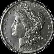 1878-S Morgan Silver Dollar Brilliant Uncirculated - BU