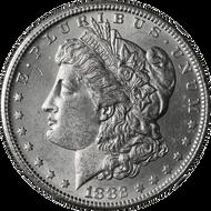 1882-S Morgan Silver Dollar Brilliant Uncirculated - BU