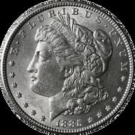 1885-P Morgan Silver Dollar Brilliant Uncirculated - BU