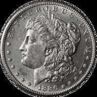 1886-S Morgan Silver Dollar Brilliant Uncirculated - BU