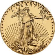 2019 1 oz American Gold Eagle Coin (BU)