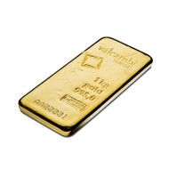 1 Kilo Gold Bar (Varied, Any Mint)