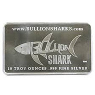 10 oz Silver Bar (Design Varies)