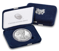 2017-W American Silver Eagle Proof (OGP & Papers)