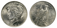 1926-D Peace Dollar Brilliant Uncirculated - BU