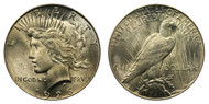 1926-P Peace Dollar Brilliant Uncirculated - BU