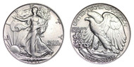 1947-P Walking Liberty Half Dollar Brilliant Uncirculated - BU