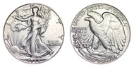 1944-D Walking Liberty Half Dollar Brilliant Uncirculated - BU
