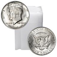 1964-P Kennedy Half Dollar Roll Brilliant Uncirculated - BU (20 Coins)