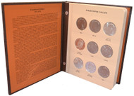 Complete 1971-1978 Eisenhower Dollar Set (32 coins) - Choice BU/Proof